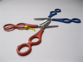 Nůžky tandemové