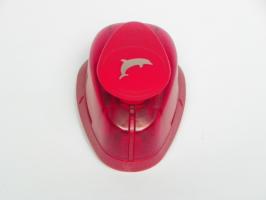 Ozdobná děrovačka 17mm - Delfín