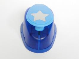Ozdobná děrovačka 25mm - Hvězda