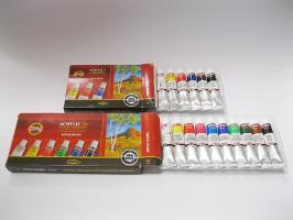 Sada akrylových barev Koh-i-noor